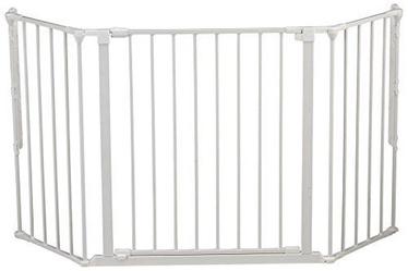 BabyDan Safety Gate Flex M White