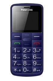 Мобильный телефон Panasonic KX-TU110, синий
