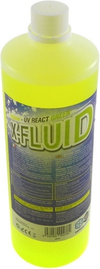 DimasTech Yellow Uv React Green X-Fluid