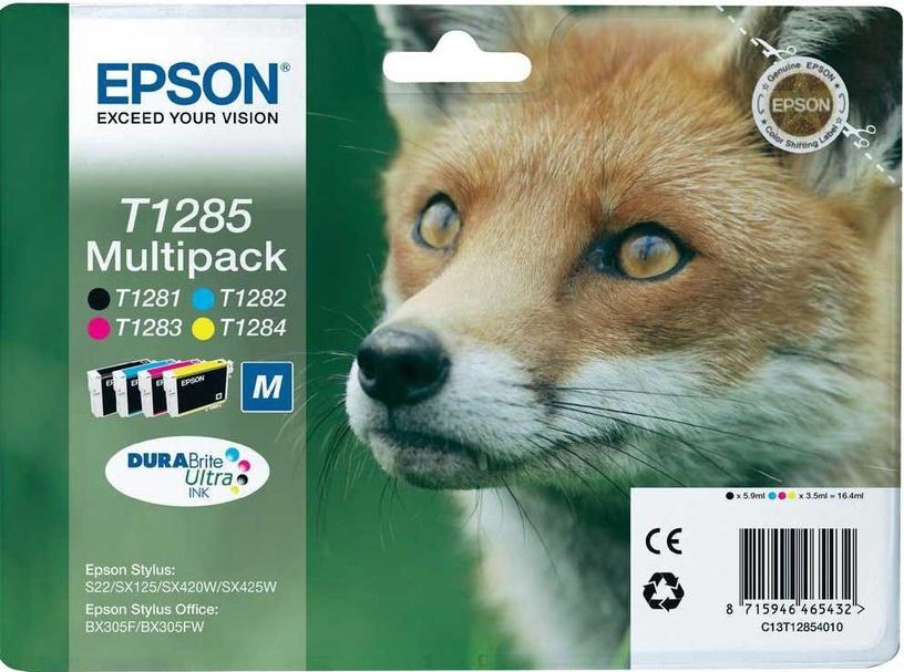 Epson INK C13T12854010 4COLOR