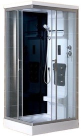 Vento Sicilia II Massage Shower Right 100x215cm