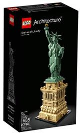 Конструктор LEGO Architecture Statue Of Liberty 21042 21042, 1685 шт.