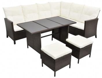 Āra mēbeļu komplekts VLX 4 Piece Garden Lounge Set 43095