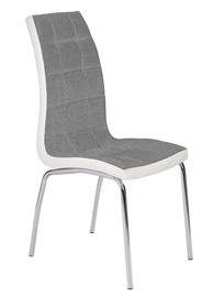 Halmar K347 Chair Grey/White