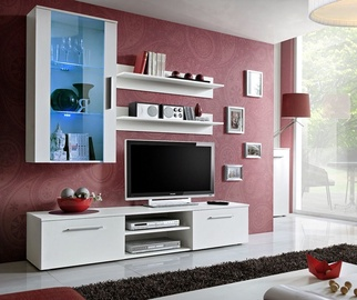 ASM Galino E Wall Unit White