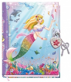 Pulio Pecoware Padlock Diary 530MD Mermaid