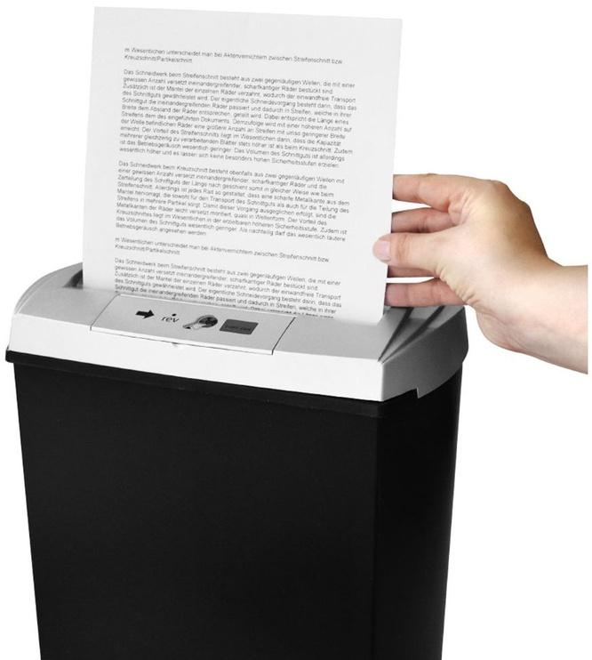 Papīra smalcinātājs Ednet S7CD, 7 mm