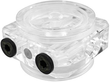 Singularity Computers Protium D5 Pump Top Polished Acrylic