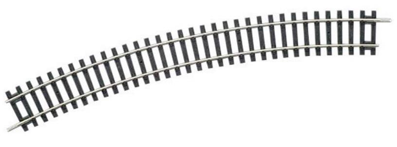 Sliede Piko Rail Curve R3 484mm 6pcs 55213