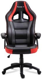Spēļu krēsls Huzaro Force 4.2 HZ-Force 4.2 Red, melna/sarkana