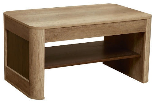 Olmeko Fantazija 34.20 Coffee Table Canyon/Cagliari Oak