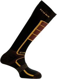 Zeķes Mund Socks Carving Brown/Black, 46-49, 1 gab.