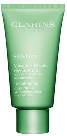 Sejas maska Clarins SOS Pure, 75 ml