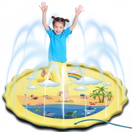 Набор игрушек для песочницы Madej Beach Sprinkler, желтый