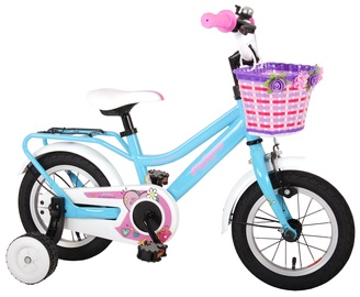 Детский велосипед Volare Brilliant 91243, синий, 12″