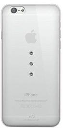 White Diamonds Trinity Case With Swarovski Crystals For Apple iPhone 6 Plus/6s Plus Transparent