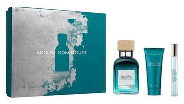 Adolfo Dominguez Agua Fresca Citrus Cedro 120ml EDT + 75ml Shower Gel + 10ml EDT