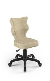 Bērnu krēsls Entelo Petit VS26, brūna/melna, 300 mm x 775 mm