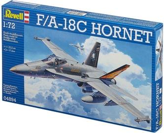 Revell F/A-18C Hornet 1:72 04894