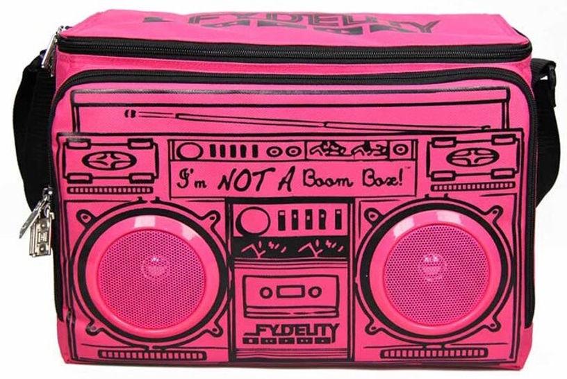 Aukstumsoma Fydelity Le Boom Box Coolio Pink, 7.92 l