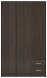 Black Red White Nepo Plus Wardrobe Wenge