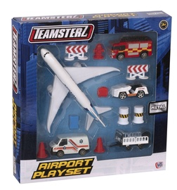 HTI Teamsterz Airport Playset 1377004