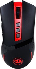 Spēļu pele Redragon Blade M692 Black, bezvadu, optiskā
