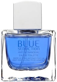 Tualetes ūdens Antonio Banderas Blue Seduction 100ml EDT