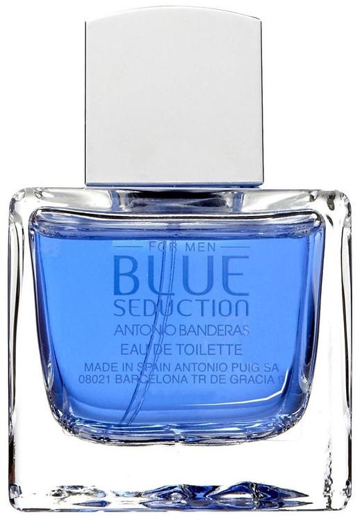 Smaržas Antonio Banderas Blue Seduction 100ml EDT