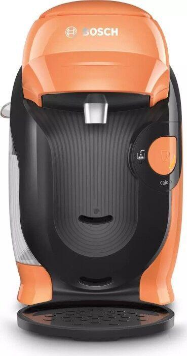 Kapsulas kafijas automāts Bosch TAS1106, melna/oranža