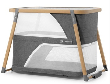 Кровать для путешествий Kinderkraft Sofi Gray