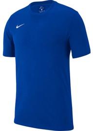 Nike Men's T-Shirt M Tee TM Club 19 SS AJ1504 463 Blue L
