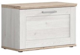 Шкаф для обуви Black Red White Romance Light Grey, 760x380x490 мм