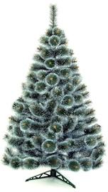 Искусственная елка AmeliaHome Elsa Green, 280 см, с подставкой