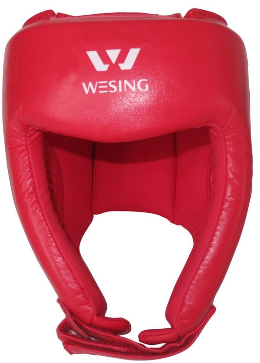 Wesing Boxing Headguard AIBA XL Red