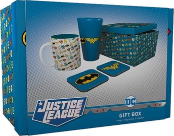 DC Comics Logo Gift Box