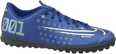 Nike Mercurial Vapor 13 Club MDS TF CJ1305 401 Blue 43