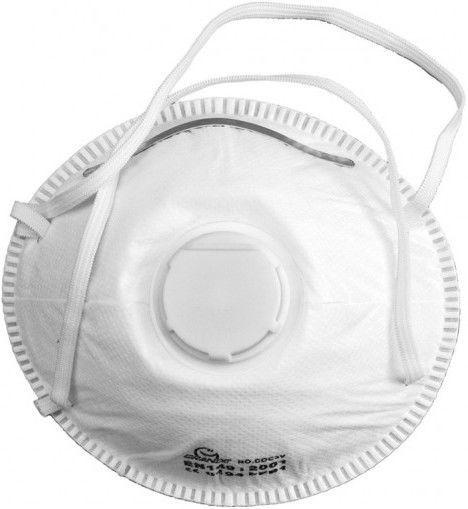 Vorel 74541 Dust Mask FFP1 with Valve 5pcs