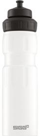 Sigg Sport Water Bottle 750ml White