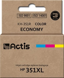 Actis Cartridge KH-351R For HP 21ml Colorful