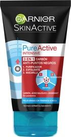 Очищающее средство для лица Garnier Pure Active Charcoal Intensive, 150 мл