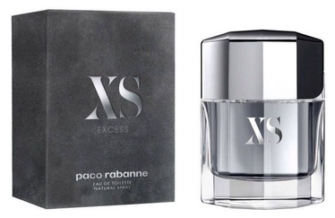 Tualetes ūdens Paco Rabanne XS Excess Pour Homme 2018 50ml EDT