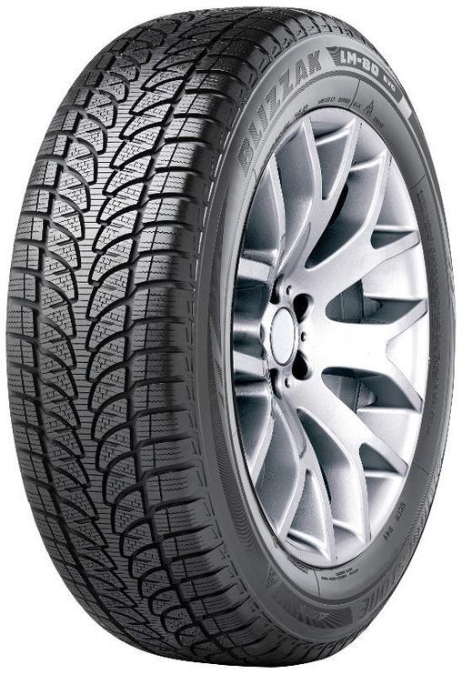 Зимняя шина Bridgestone LM80 EVO, 235/65 Р18 110 H XL E C 71