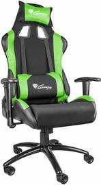 Genesis Nitro 550 Gaming Black/Green