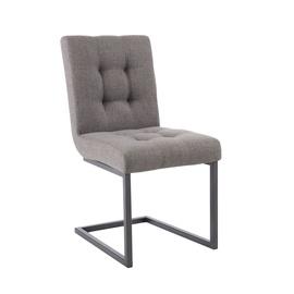 Ēdamistabas krēsls Home4you Albi Grey