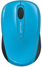 Datorpele Microsoft 3500 Cyan, bezvadu, optiskā