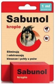 Dr Seidel Sabunol Flea & Tick Drops 1ml