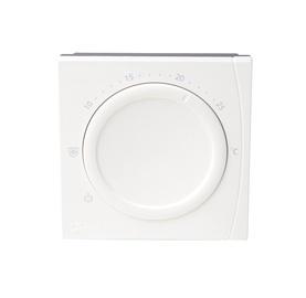 Termostats Danfoss, stiprināms pie sienas, balta