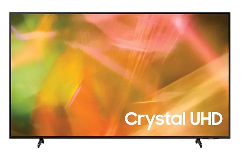 Телевизор Samsung UE55AU8072UXXH, LED, 55 ″