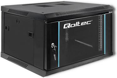 Серверный шкаф Qoltec RACK 54465, 60 см x 37 см x 60 см